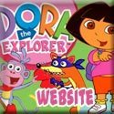 Dora the Explorer website