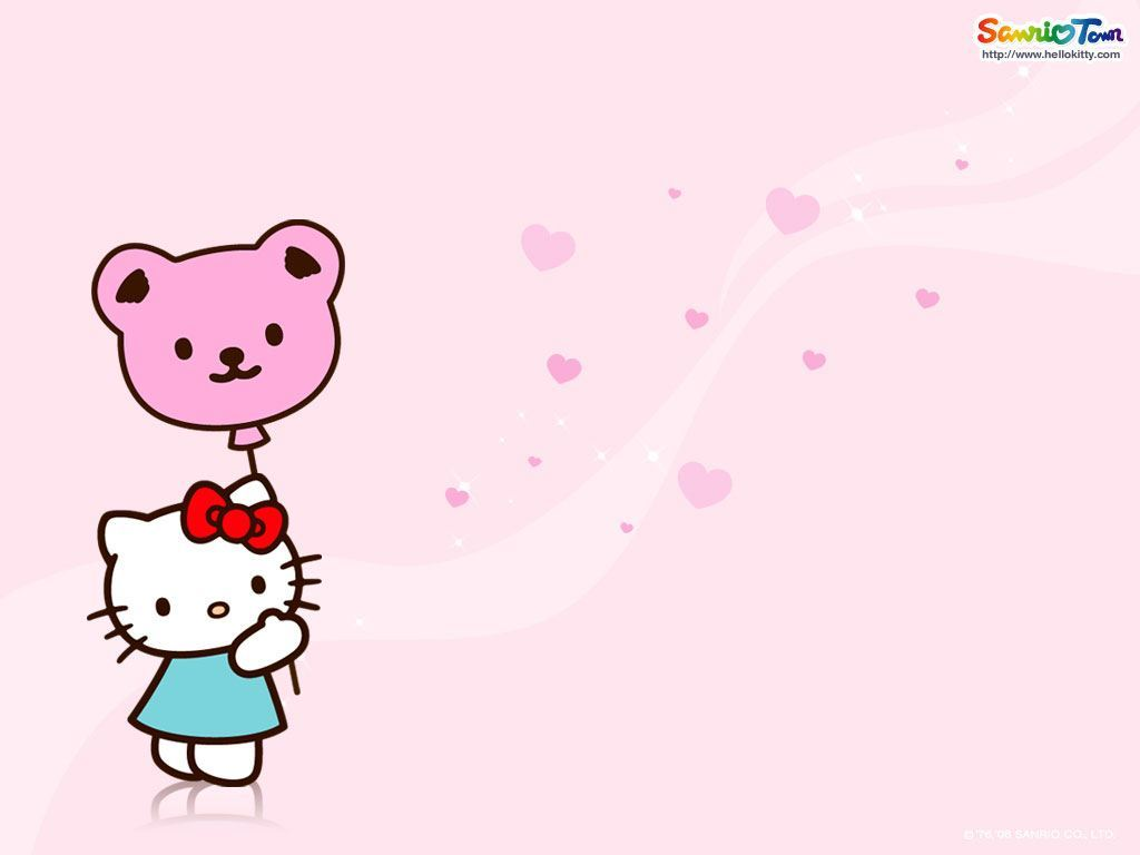 pics photos related pictures free hello kitty wallpaper